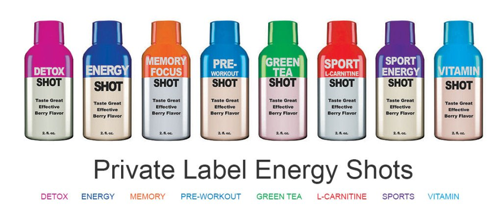 Private Label Energy Shots Manufacturer USA Manufacturing Facility